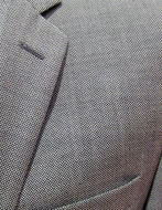 Picture of Versace Grey Neat Texture Suit