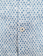 Picture of Poggianti Small Floral Print Shirt