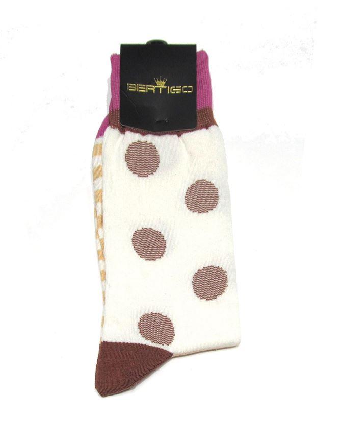 Picture of Bertigo Seamless Toe Socks