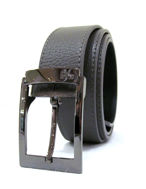Picture of Versace Reversible Leather Belt Grey