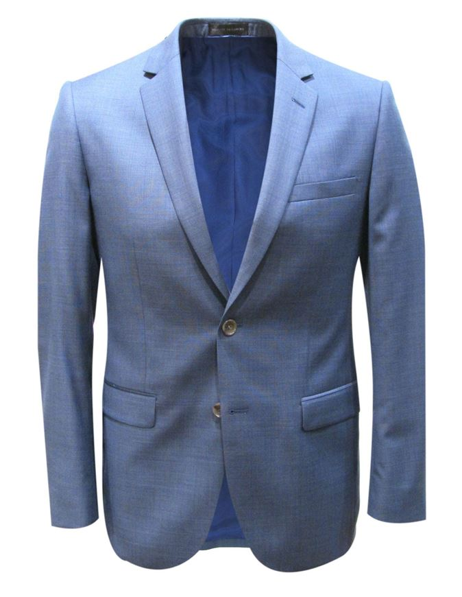 Picture of Kenneth Blake Mid Blue Slim Suit