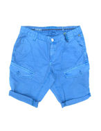 Picture of No Excess Blue Cargo Short