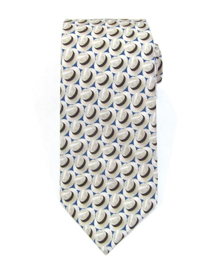 Picture of Hemley German Made Cotton Fedora Tie