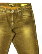 Picture of Versace Jeans Washed Cotton Denim