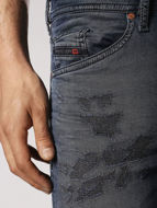 Picture of Diesel Spender Distressed Jogg Jean