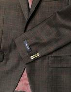 Picture of Reporter Red Overcheck Super 130 Slim Suit