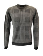 Picture of Lagerfeld Black and White Knit