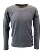 Picture of Lagerfeld R-neck Cotton Pullover