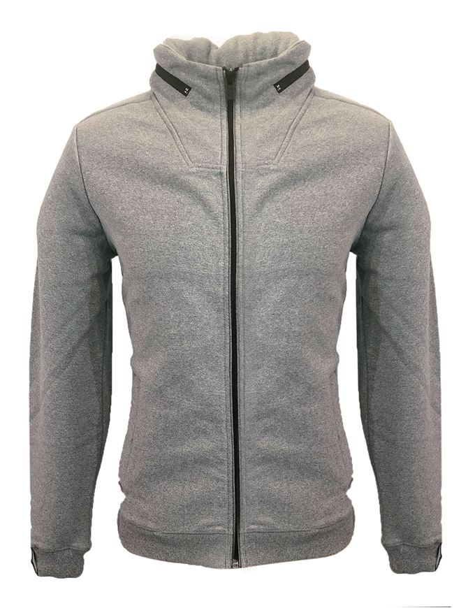 Picture of No Excess Fleece Sweat Jacket