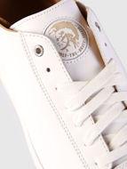 Picture of Diesel Zip Leather Sneakers