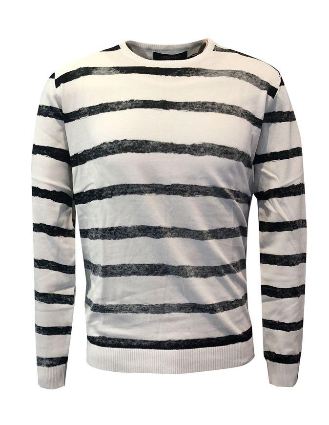 Picture of Lagerfeld Fine Cotton Pullover