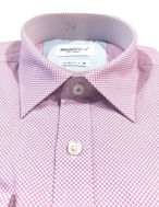 Picture of Brooksfield Pink Floral Dots Shirt