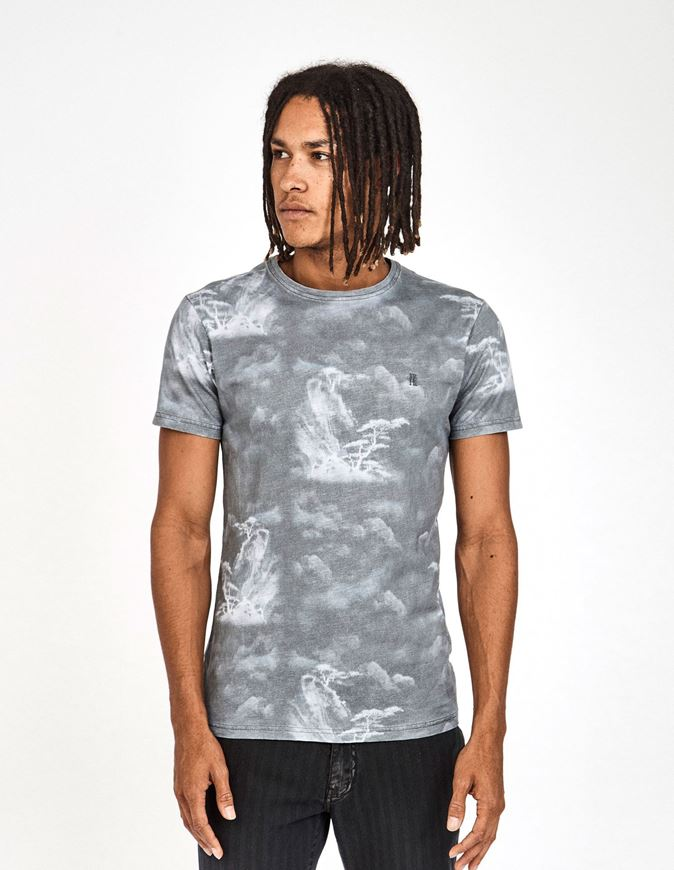 Picture of Pearly King Karma Print Tee