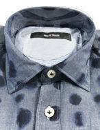 Picture of Osvaldo Trucchi Polka Dot Fashion Shirt