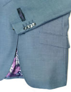 Picture of Ted Baker Teal Blue Suit
