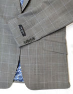 Picture of Ted Baker Grey Window Check Suit