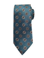 Picture of Ted Baker Jacquard Tile Silk Tie