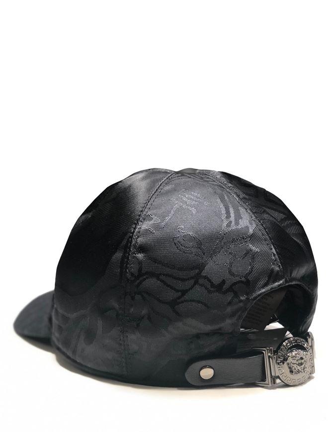 Picture of Versace Black Fashion Cap