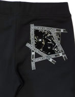 Picture of Versace Collection Logo Tape Track Pant