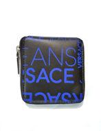 Picture of Versace Jeans Zip Bi-fold Wallet