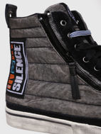 Picture of Diesel D-Velows Patch Hitop Sneakers