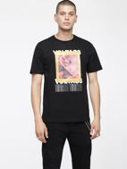 Picture of Diesel Black T-Just T-shirt