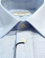 Picture of Ted Baker Blue Cross Weave Shirt