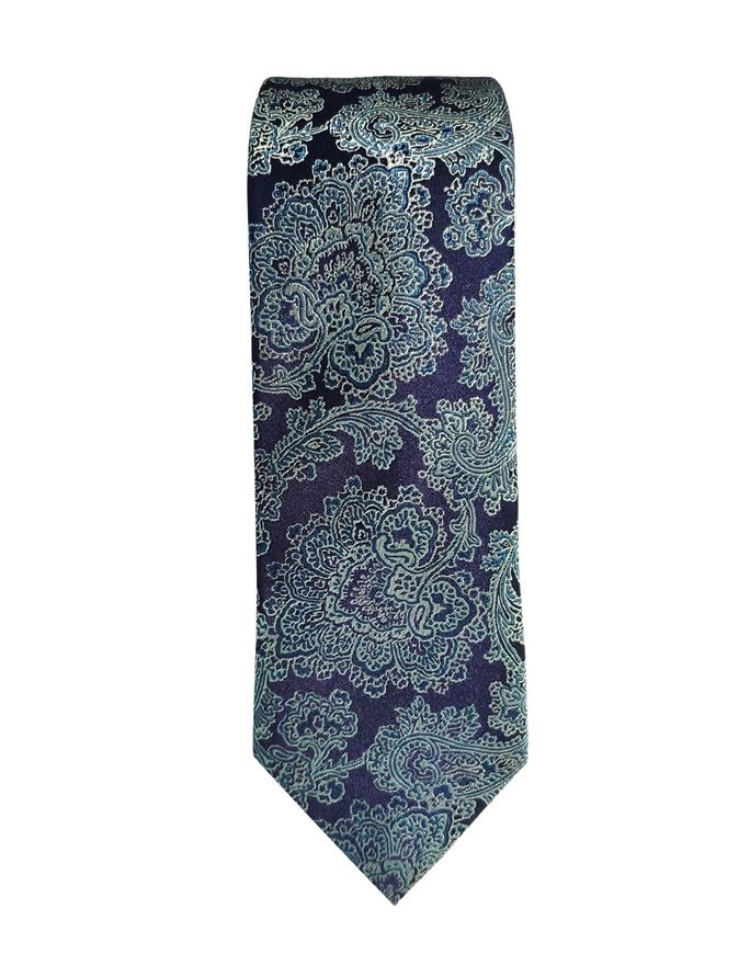 Picture of Ted Baker Paisley Silk Tie