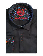 Picture of Au Noir Tomassi Black Shirt