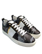Picture of Versace Marble Print Sneakers