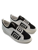 Picture of Versace Greek Tape Sneakers