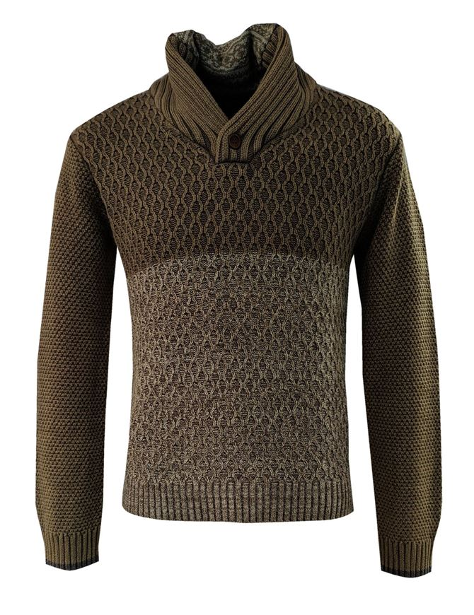 Picture of Pearly King Cable Knit Pullover