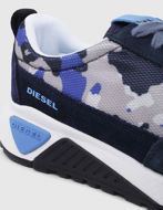 Picture of Diesel Camo S-KBY Lace Sneakers