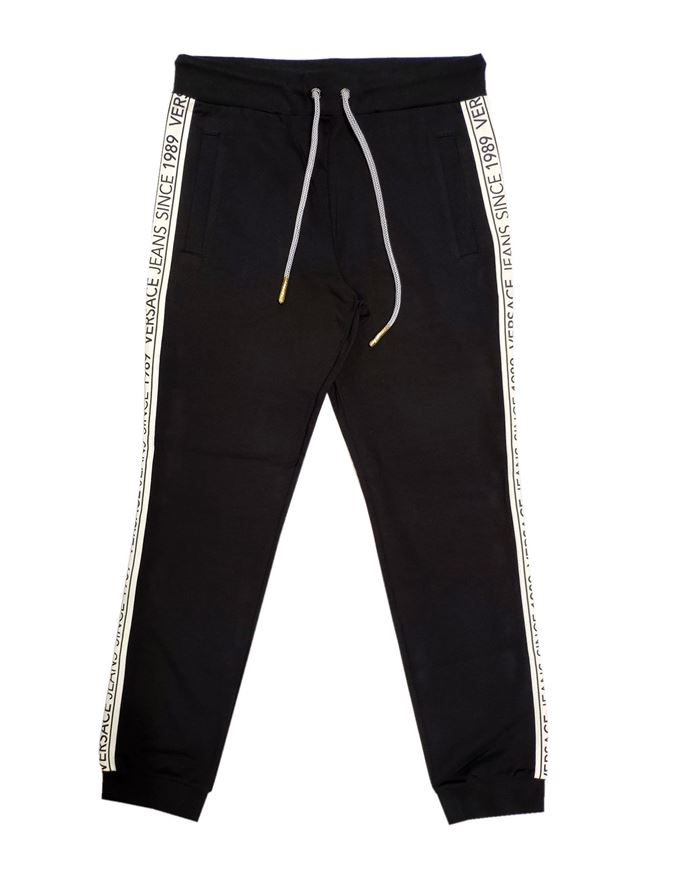 Picture of Versace Jean Logo Tape Sweatpant