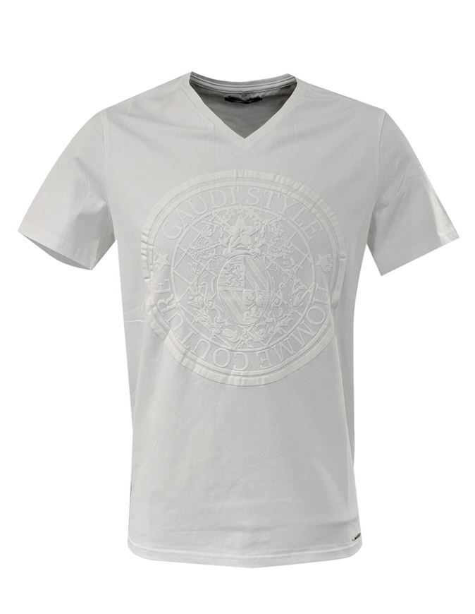 Picture of Gaudi Graphic Emboss Tee