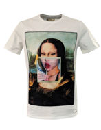 Picture of Gaudi Mona Lisa Graphic Tee