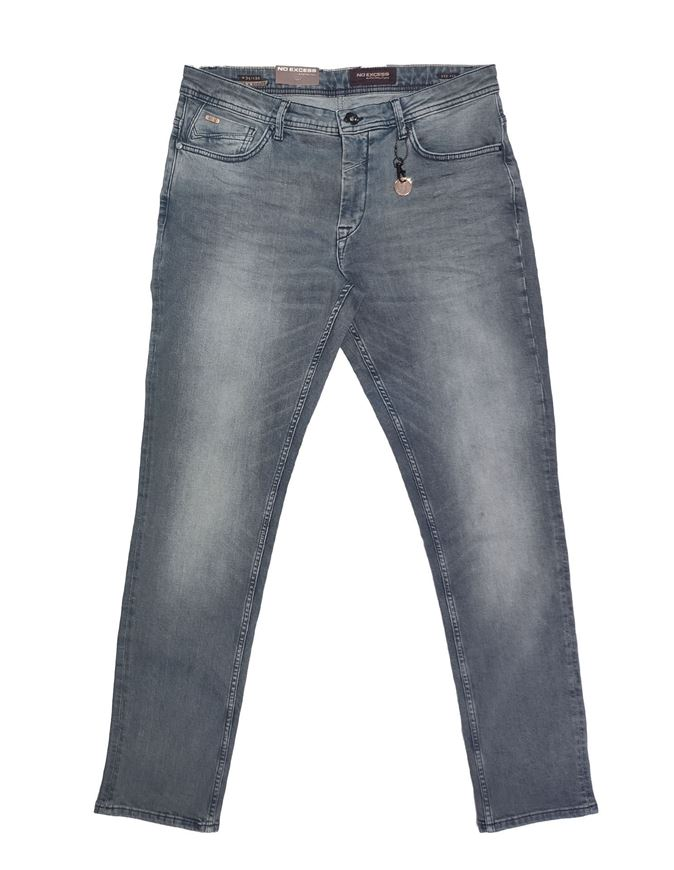 Picture of No Excess Wash Stretch Slim Jean
