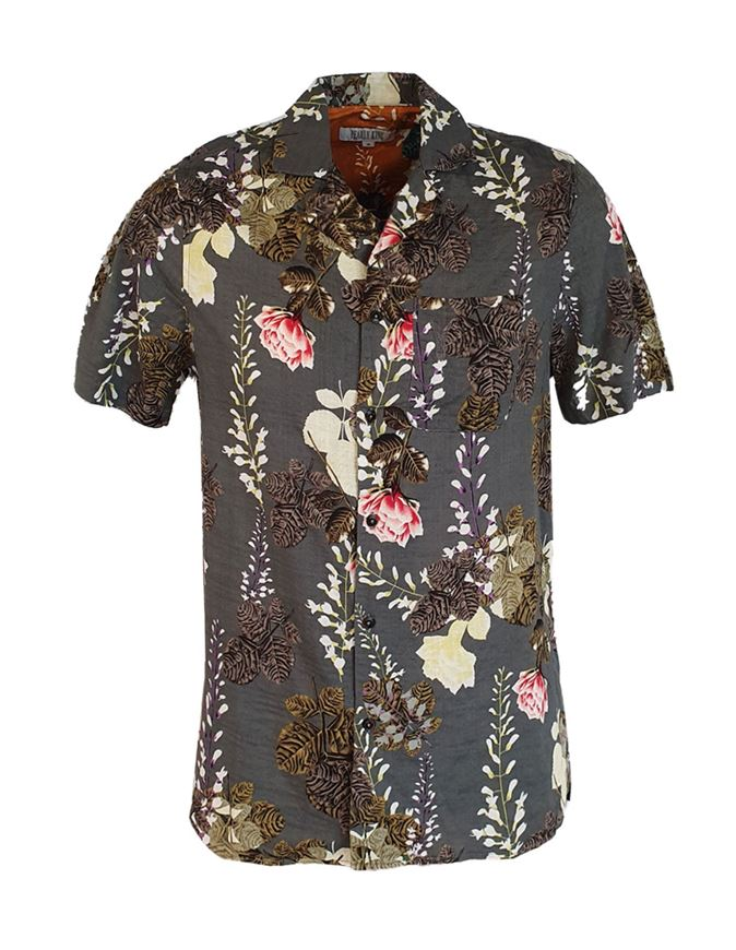 Picture of Pearly King Fierce Floral Shirt