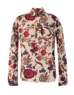Picture of Pearly King Pink Candid Floral Shirt