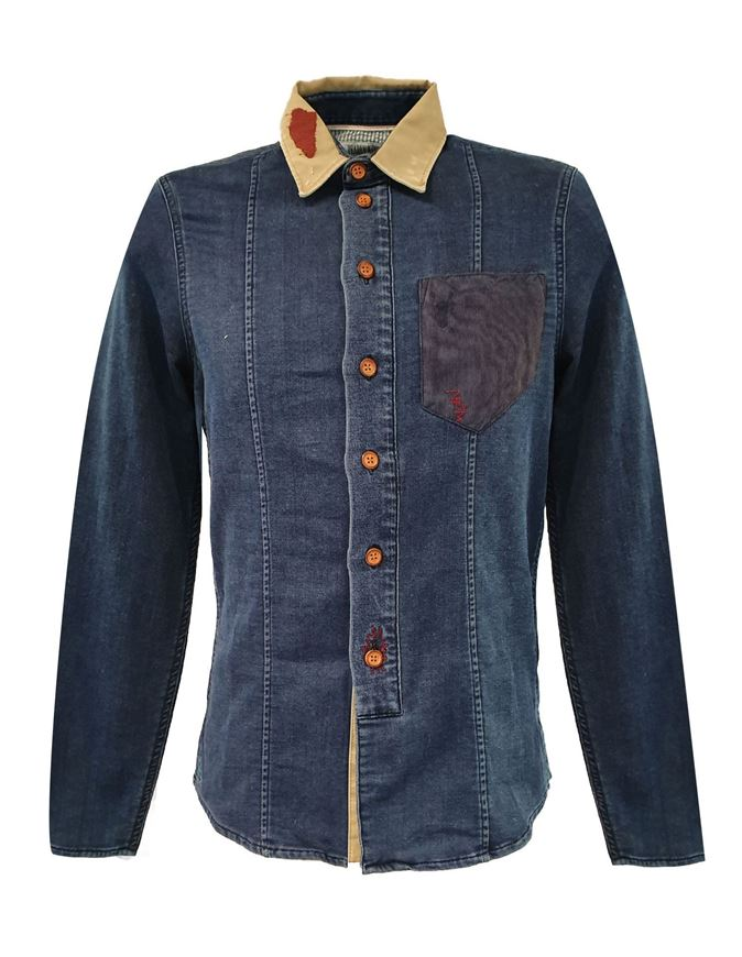 Picture of Pearly King Dormant Shirt Jacket