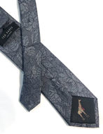 Picture of Ted Baker Floral Weave Silk Tie