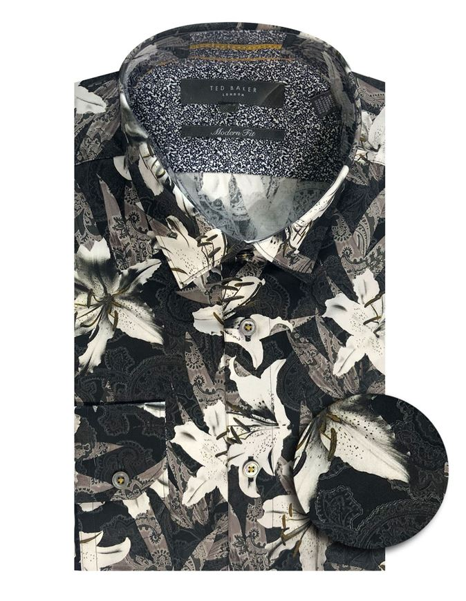 Picture of Ted Baker Floral Print Shirt