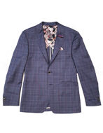 Picture of Ted Baker Check Tight Line Jacket
