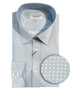 Picture of Ted Baker Square Dots Print Shirt