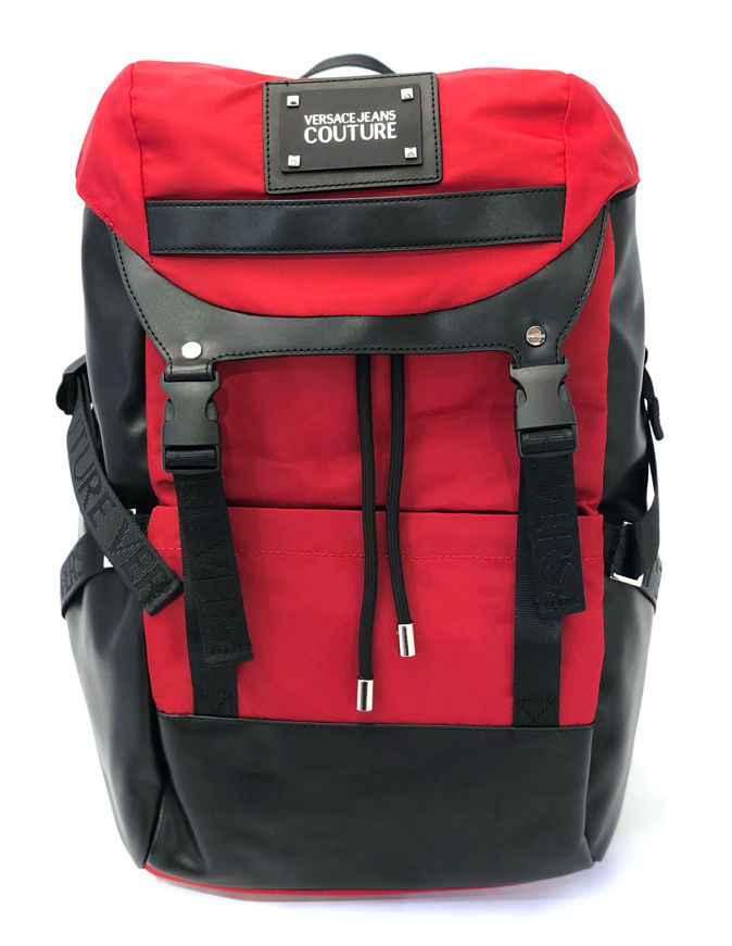 Picture of Versace Jeans Couture Foldover Backpack