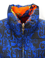 Picture of Versace Jeans Couture Baroque Reversible Vest