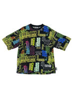 Picture of Versace Jeans Couture Graffiti T-Shirt