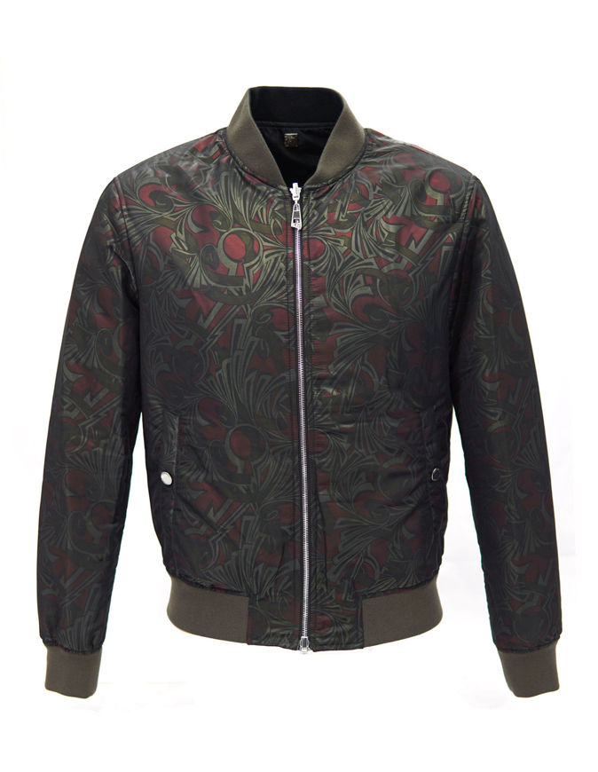Picture of Versace Fanstasy Reversible Bomber