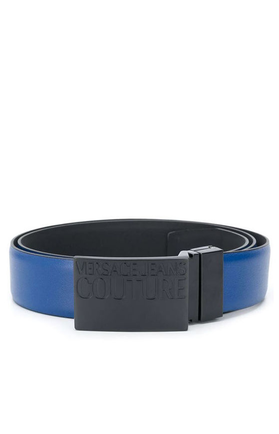 Picture of Versace Jeans Couture Blue Belt