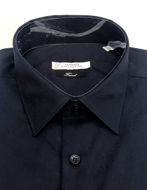 Picture of Versace Camouflage Navy L/S Shirt